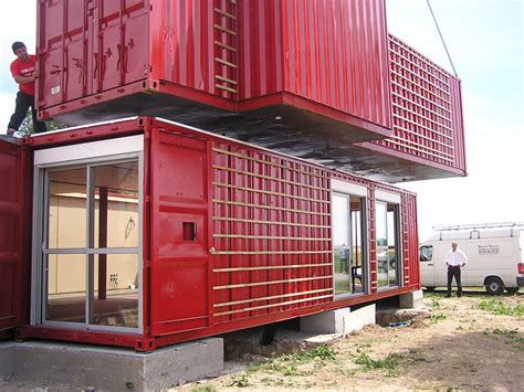 Blueprints For Houses by 22 Most Beautiful Houses Made From Shipping Containers