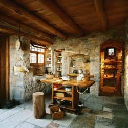 standard stone home for a way of daily life simple and