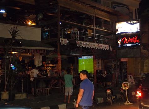 Top 10 Bars In Bali by W Sports Bar Kuta Bali Jakarta100bars Nightlife