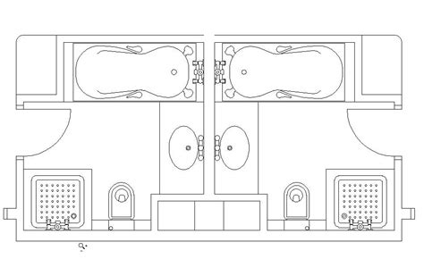design bathroom layout hotel design guestroom sle bathroom plan 9