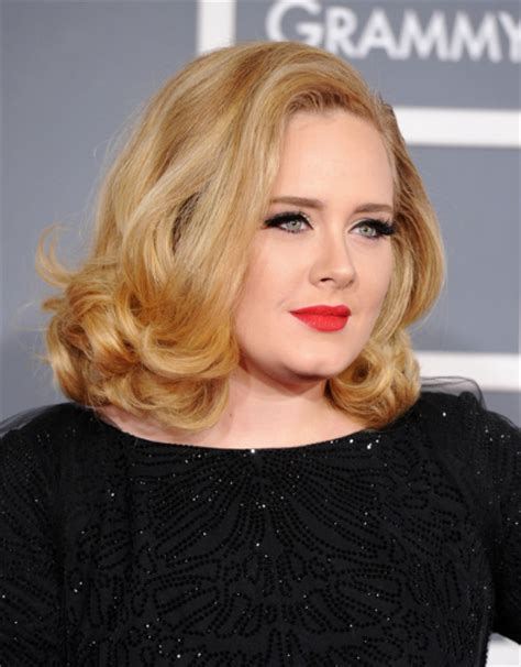 adele hair color how to get hair like adele popular haircuts