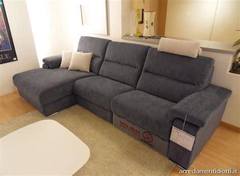 diotti divani divano eros con sistema relax diotti a f arredamenti