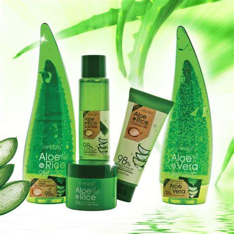 Bedak Aloe Vera mudah cepat dan murah printing fashion health food and cosmetic chriszen produk