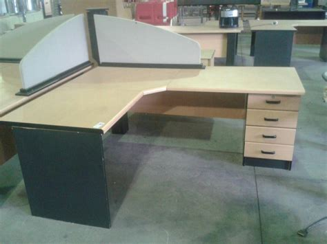 archive oak l shape office desks for sale sherwood - L Shaped Office Desk For Sale