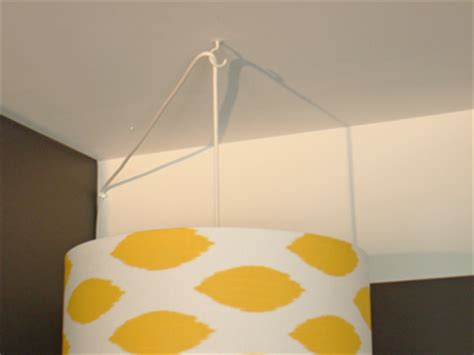 How To Make Handmade Hanging Ls - hanging ls that into wall 28 images 4pcs butterfly