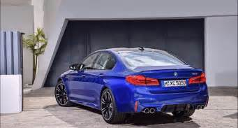 here s an early look at the 2018 bmw m5 the torque report