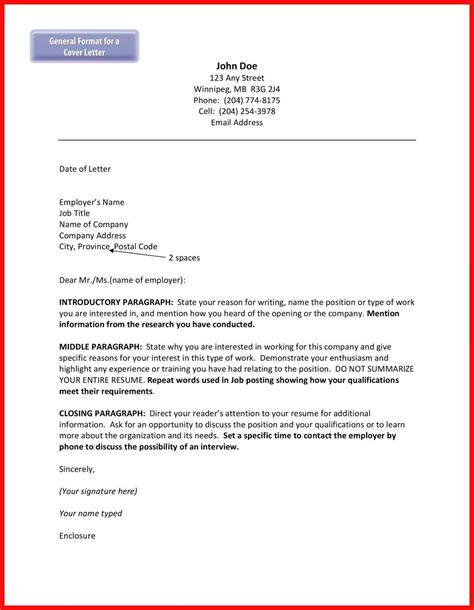 Specific Cover Letter by 50 Address Cover Letter General Cover Letter For Student Cosmetologist Resume Exles