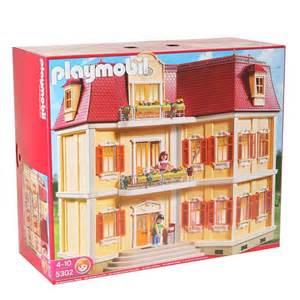 playmobil 5302 de ville jouets cdiscount ventes