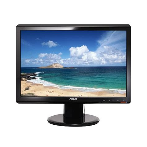 Monitor Led 19 Inch asus 19 inch widescreen led monitor gopher reviews