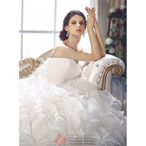 Adiva Dress by Adiva Sweetheart Organza Gown