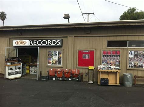 Records San Diego Herberts Oldiesammlung Secondhand Lps Lou 180 S Records Encinitas Bei San Diego