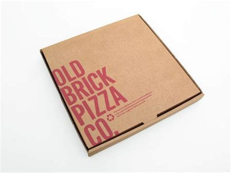 cool pizza box designs