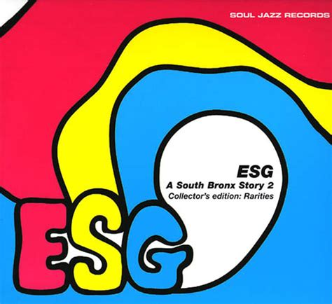 Esg Sailin Da South Vinyl - esg records lps vinyl and cds musicstack