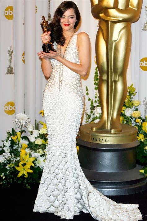oscar best actress marion cotillard 2008 best actress winner marion cotillard for la vie en