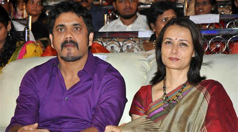 actor nagarjuna wife photos my wife received more appreciation calls for thozha