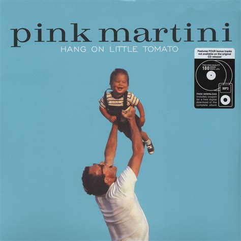 pink martini hang on little tomato pink martini hang on little tomato vinyl 2lp 2012