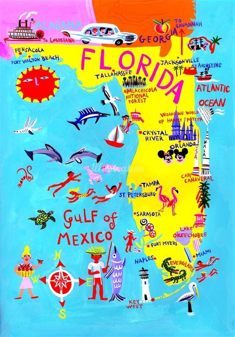florida cool best 25 florida maps ideas on map of florida