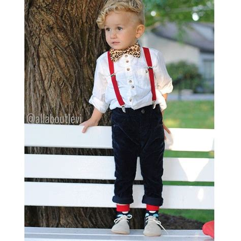 Wedding Attire For Toddlers by 26 Best Images About Toddler Boy Fashion On