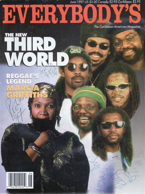 Bunny Rugs Third World by Third World Vocalist Bunny Rugs On Everybody S
