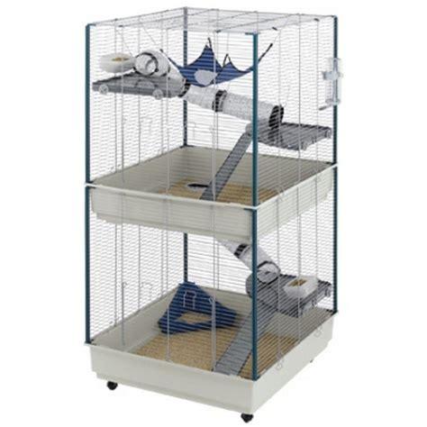 gabbia furetti gabbia per furetti grande con accessori ferplast