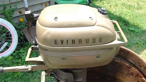 outboard motor repair joliet il 1966 1967 evinrude 3hp duck twin page 1 iboats boating