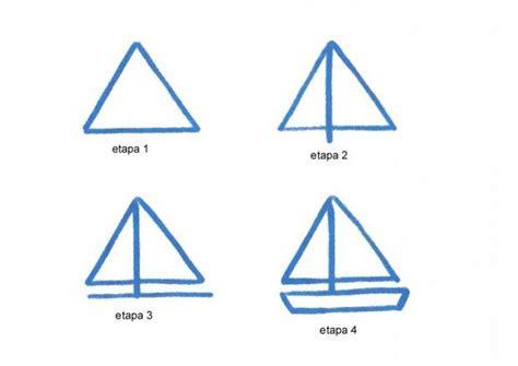 how to draw a cool boat aprender a dibujar velero es hellokids