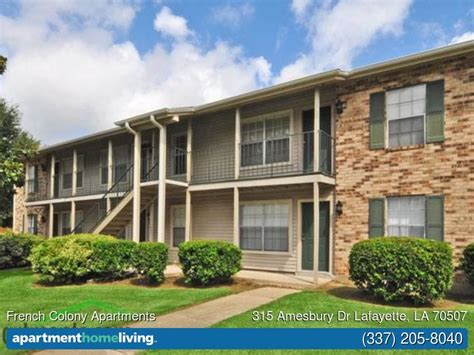 Colony Apartments Lafayette La Colony Apartments Lafayette La Apartments