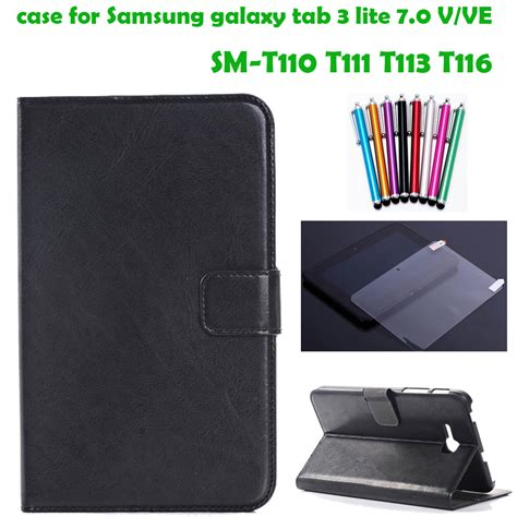 Bekas Samsung Tab 3 T116nu fm for samsung galaxy tab 3 lite 7 0 sm t113 sm t116 sm t116nu 7 tablet cover screen