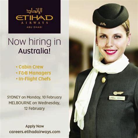Etihad Cabin Crew Application by Etihad Airways On Quot Cabin Crew Recruitment Drive