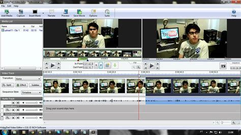 videopad tutorial como cortar videopad tutorial como editar videos jumpcut youtube