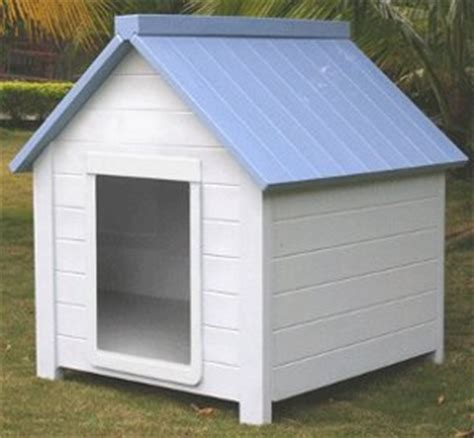 dog white house bunk house style dog house newagepet bun003
