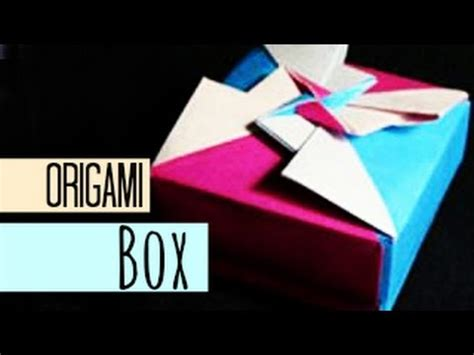 Origami Pizza Box - origami c 243 mo hacer una caja de papel f 225 cilmente funnycat tv