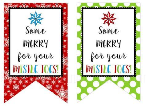 printable nail polish gift tags for your mistletoes gift tags printable nail polish gift