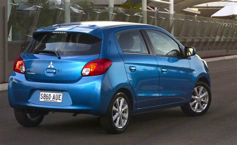 mirage mitsubishi price mitsubishi mirage price cuts for city car range photos