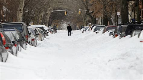 worst blizzards photos 7 of the worst winter storms in us history