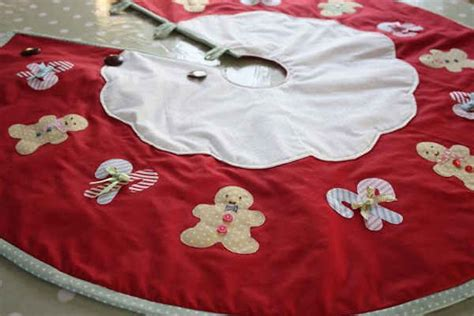 best 28 christmas tree skirt uk 91cm red and white