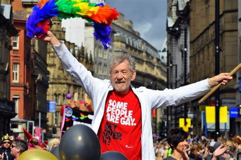 Gay Pride Giveaways - merch collectibles ian mckellen roles