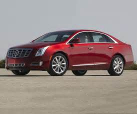 Xts Cadillac Cadillac Xts Get New Features For 2017 Model Year