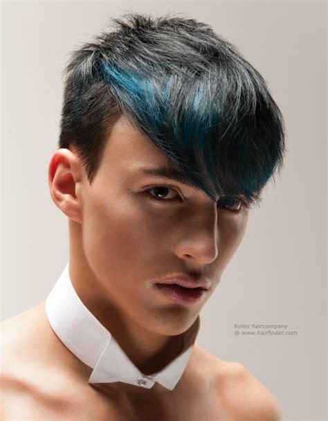 coloring buzzed cut hair hair color blue black for men www pixshark com images