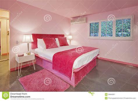 pink interior design interior design of pink bedroom stock image image 29669267