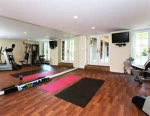 Basement Game Room - fitnessraum einrichten tipps und ideen f 252 r ein fitness studio zu hause