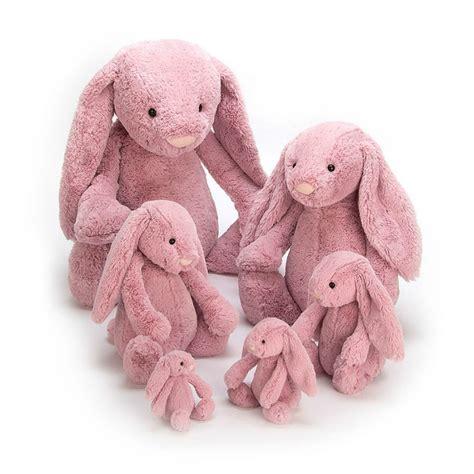 Jelly Cat Large Bashful Pink Bunny jellycat medium bashful tulip pink bunny