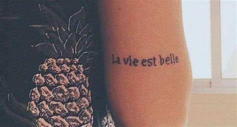 idee de tatouage  phrases  se faire tatouer