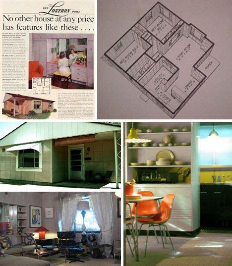 for sale 1 retro futuristic post wwii prefab home