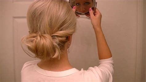 cheap haircuts in college station 10 easy updo tutorials for short hair milabu youtube 26