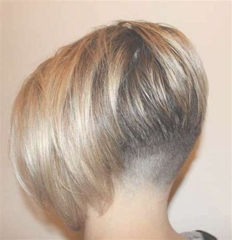 short bob hairstyle v cut in back inverted bob haircuts 2016 back view life style by