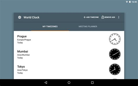 best android world clock world clock widget 2016 free android apps on play