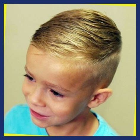 little boy fade cut pictures of little boy haircuts 2016 best hairstyle 2017