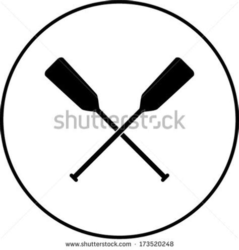 canoes vector canoe paddle stock images royalty free images vectors