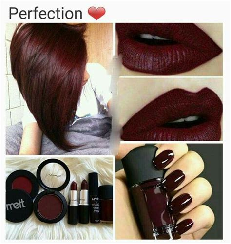 ms color hair color 1000 ideas about burgundy plum hair color on pinterest